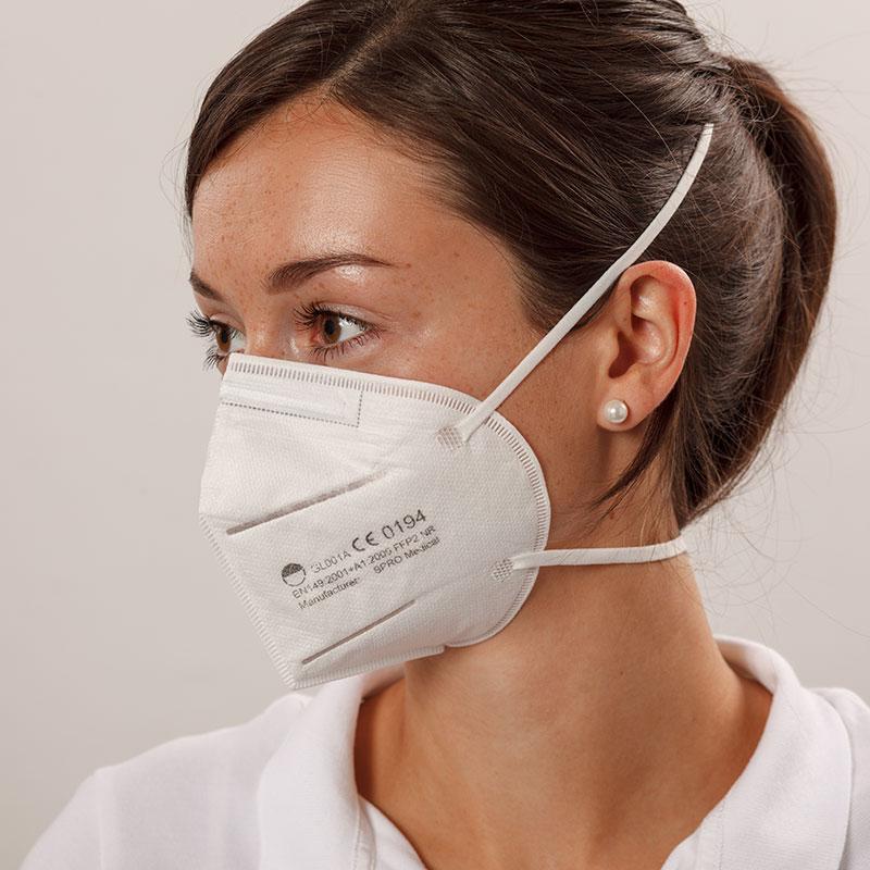 Vorteile FFP2 Masken mit Kopfbändern