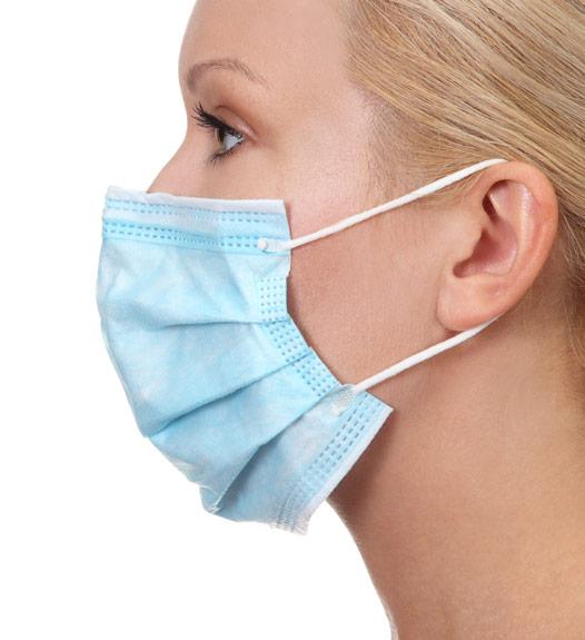 MNS - Medizinischer Mund-Nasen-Schutz