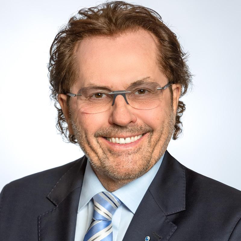 Joachim Heller | Geschäftsführer HELLER MEDIZINTECHNIK GmbH & Co. KG Senator of Economy Europe / Senator der Wirtschaft Deutschland